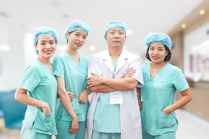 khám phụ khoa tại vinh uy tín