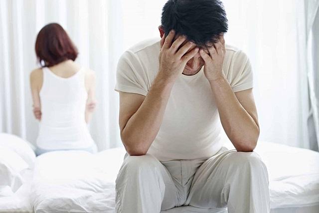 yếu sinh lý thường có triệu chứng như thế nào