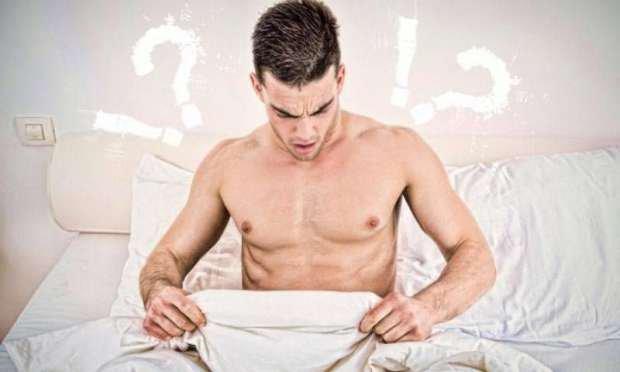 dấu hiệu nhận biết nam giới bị yếu sinh lý
